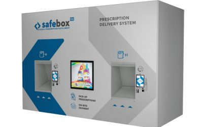 White Reveals The Future Of Pharmacy Prescription Delivery With Launch Of SafeboxRX